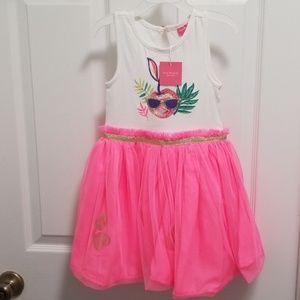 Girls summer dress 3t